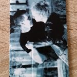 Egyedi jegyespár esküvői kártya pendrive
