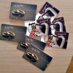 egyedi esküvői kártya pendrive