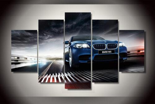 BMW vászonkép